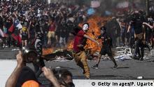 Proteste gegen die Regierung in Chile
