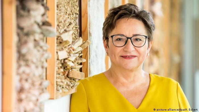 Prof. Dr. Ingrid Kögel-Knabner - Gewinnerin des Deutschen Umweltpreises 2019
