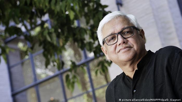 Indian author Amitav Ghosh