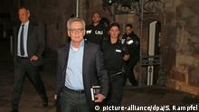 Göttingen   Aktivisten verhindern Lesung von Thomas de Maizière