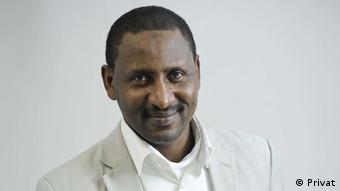 Der nigeriansische Journalist Seidick Abba