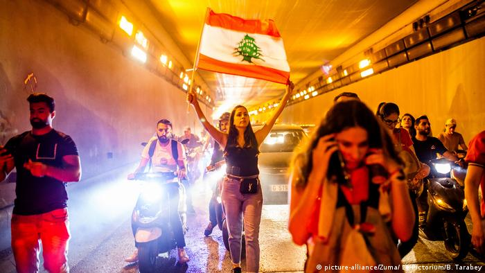 Libanon Beirut Proteste