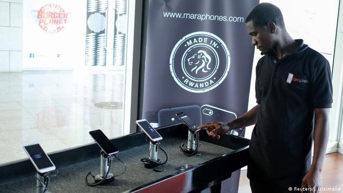 Afrika | Mara Smartphone in Ruanda