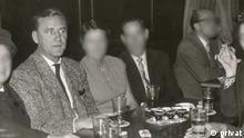 SS-Stummbanfuehrer Horst Pilarzik | historische Fotografien