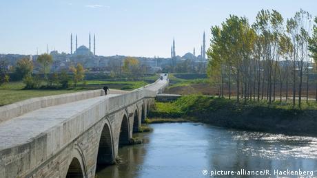 Gazi Mihal Bey Bridge, Turkey