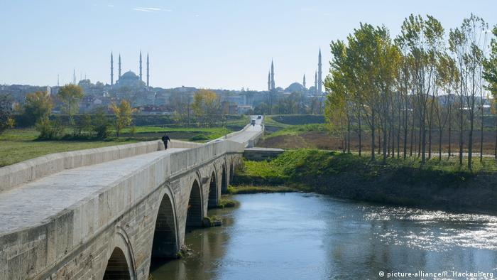 Gazi Mihal Bey Bridge, Turkey