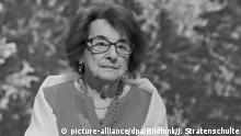 Holocaust-Überlebende Hanni Lévy gestorben
