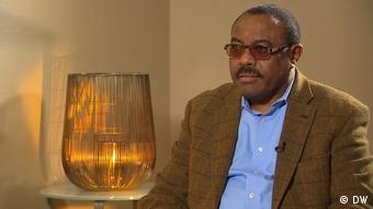 Hailemariam Desalegn, ehemaliger äthiopischer Ministerpräsident (DW)