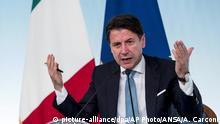 Italien | Premier Giuseppe Conte | COPASIR