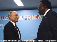 Putins afrikanische Ambitionen