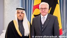 Prinz Faisal bin Furhan | neuer Außenminister Saudi-Arabiens