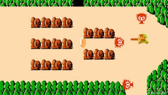 Videospiel The Legend of Zelda (1986) (Nintendo EAD)