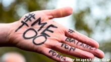 Frankreich Paris | Metoo Protest