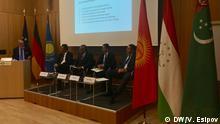 Konferenz beim Auswärtigen Amt zu Zentralasien