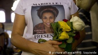 Brasilien ermordete Politikerin Marielle Franco
