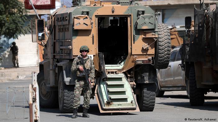 Türkiye'nin Suriye'ye yönelik askeri harekâtı NATO üyeleri tarafından tepkiyle karşılanmıştı