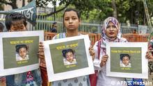 Bangladesch 16 Todesurteile im Mordfall Schulmädchen Nusrat Jahan Rafi