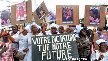 Guinea Conakry | Proteste gegen Tötung von Demonstranten und gegen Präsident Alpha Conde