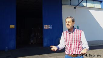 Nord-Mazedonien Skopje   Sami Morina, Firma Bas Tuti Fruti