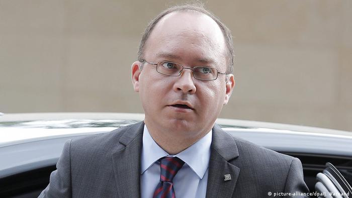Rumänien Bogdan Aurescu