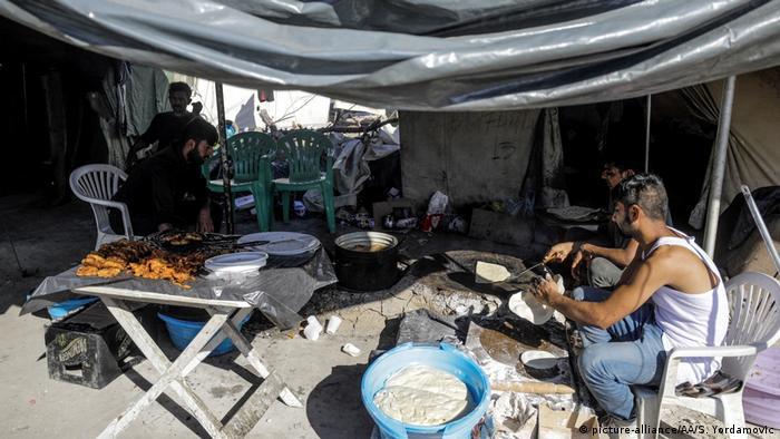 Flüchtlingskrise in Bosnien und Herzegowina