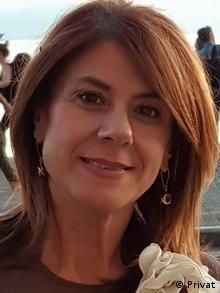 Stavroula Mavorgeni unterrichtet an der Mazedonien-Universität Thessaloniki und ist Expertin für Serbien (Privat)
