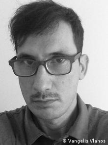 Der Künstler Vangelis Vlahos untersucht unbeachtete Aspekte der Beziehungen zwischen Griechenland und seinen Nachbarländern. (Vangelis Vlahos)