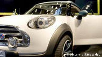سيارة المستقبل تجمع بين الرفاهية وصغر الحجم علوم وتكنولوجيا Dw