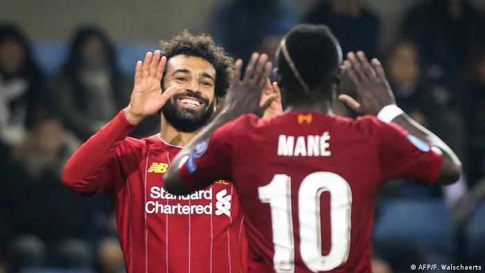 Mané et Salah, parmi les cinq meilleurs africains de Premier ...