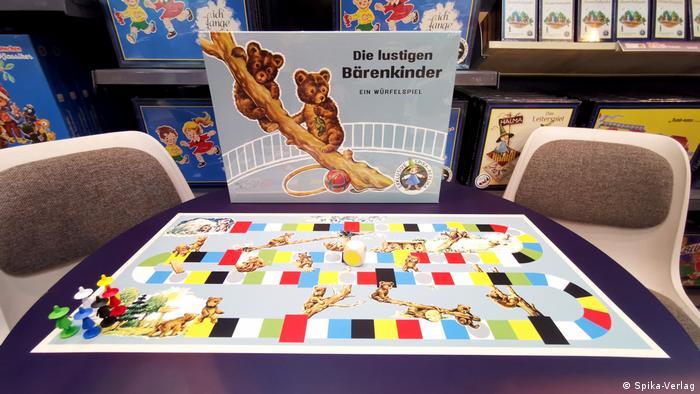 Deutschland | Spielemesse Essen | Würfelspiel - Die lustigen Bärenkinder (Spika-Verlag)