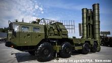 Russland Moskau | S-400 Raketenabwehrsystem