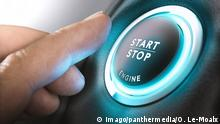 Auto Start and Stop Button (imago/panthermedia/O. Le-Moalx)