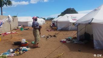 Mosambik Cabo Delago nach Hurrikan Kenneth