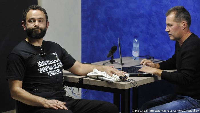 Олександр Дубінський, Слуга народу