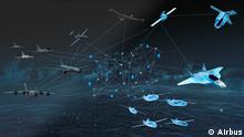 Airbus Grafik zum FCAS