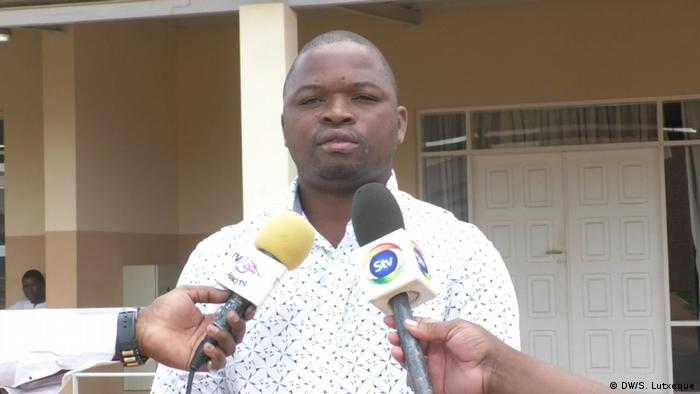 Ossufo Ulane, mandatário da RENAMO em Nampula