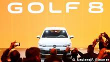 Deutschland Wolfsburg | Volkswagen neuer Golf 8