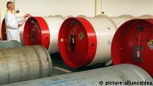 Deutschland | Uran-Anreicherungsanlage Gronau