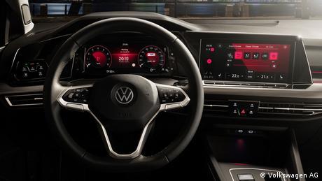 Volkswagen AG | neuer Golf 8 (Volkswagen AG)