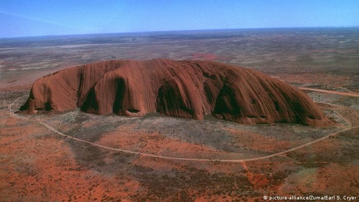 Australien Uluru Ayers Rock