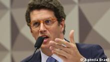 Brasiliens Umweltminister Ricardo Salles