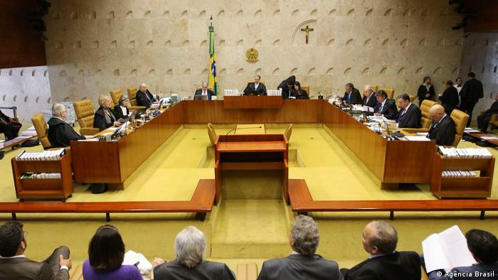 Brasilien Oberstes Bundesgericht (Agência Brasil)