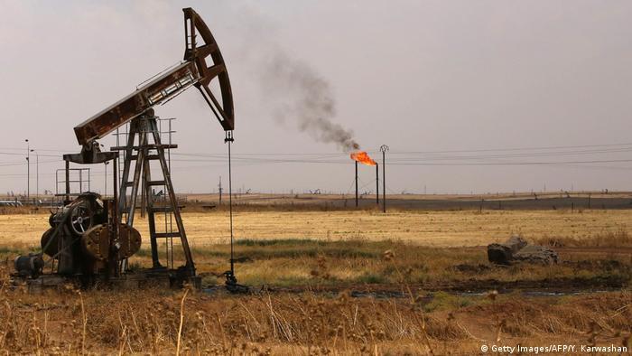 Syrian oilfields