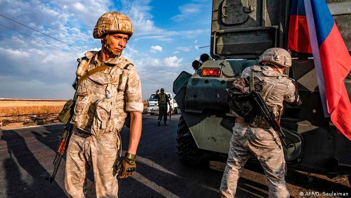 Ruski vojnici u Siriji
