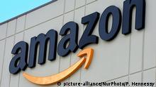 USA Orlando Amazon Logistik-Zentrum setzt Roboter ein