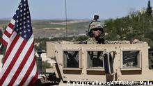 Syrien Manbidsch US-Truppen