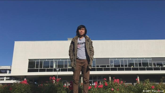 Reportage anonymer Philosophie-Student aus Indonesien in Bonn
