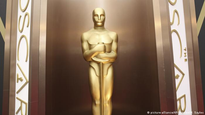Oscar Statue (picture-alliance/AP/Invision/M. Sayles)