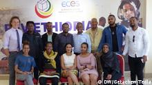 EU training on election Location: Addis Ababa Date: 24.10.2019 EU gave trainings to Ethiopian journalists on election. Autor/Copyright: Getachew Tedla