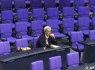伴随绿党走过30年的政治家施托伯勒(Christian Ströbele)